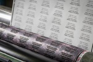 Custom coin wrap on press for an overseas user